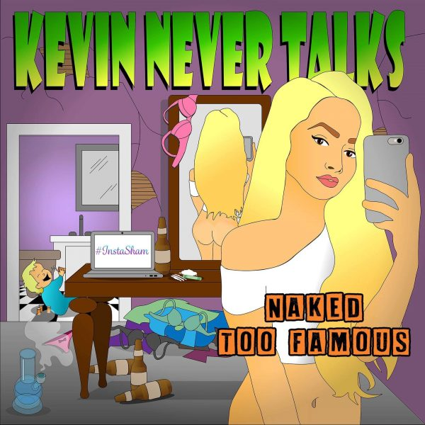 FRONT COVER 'Naked Too Famous'